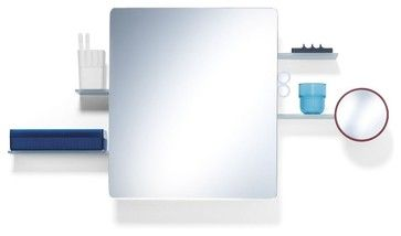 Found4you kali spiegelschrank authentics modern badschränke badregale
