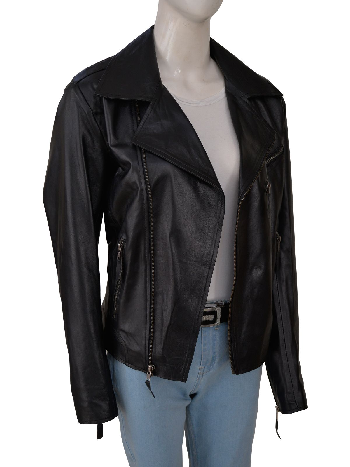 This Attractive Women Black Brando Jacket Is Made Up Of 100 Original Cowhide Leather Jacket Mauvetree Leather Jackets Women Leather Jacket Jackets For Women