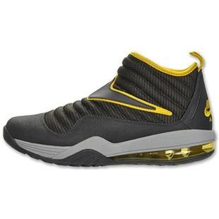 low priced 606b8 c9dad Nike Air Max Shake Evolve Rodmans Reborn Gray Yellow