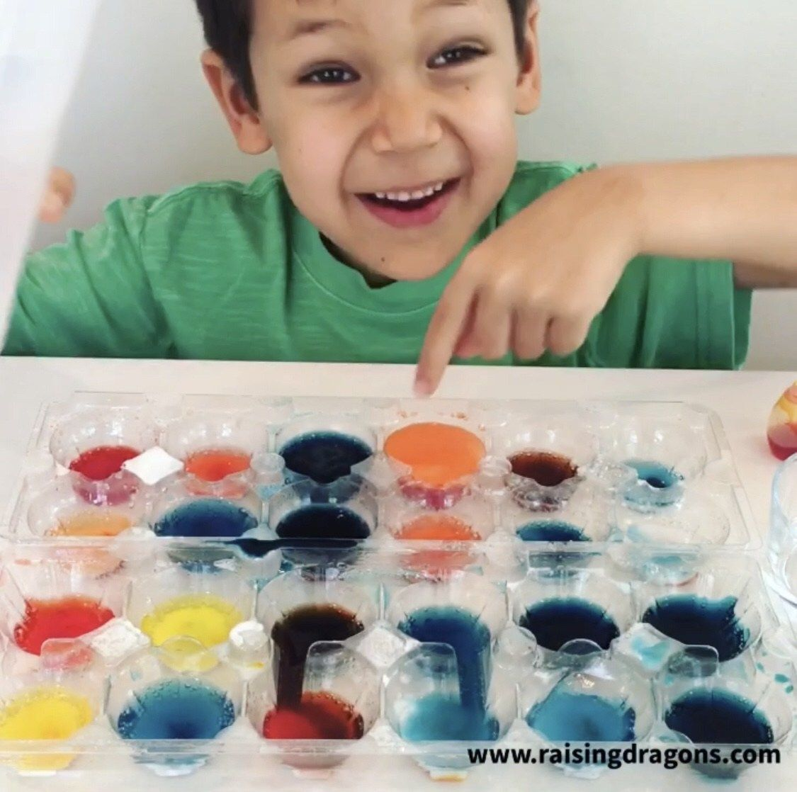 Fizzy Fun Vinegar And Baking Soda Experiment Ages 3