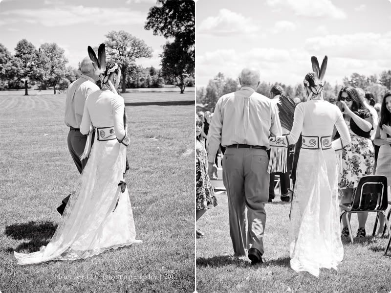 Ojibwe Native American Wedding Ceremony Native