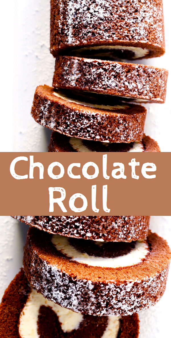 Chocolate Roll Chocolate roll, Chocolate roll cake