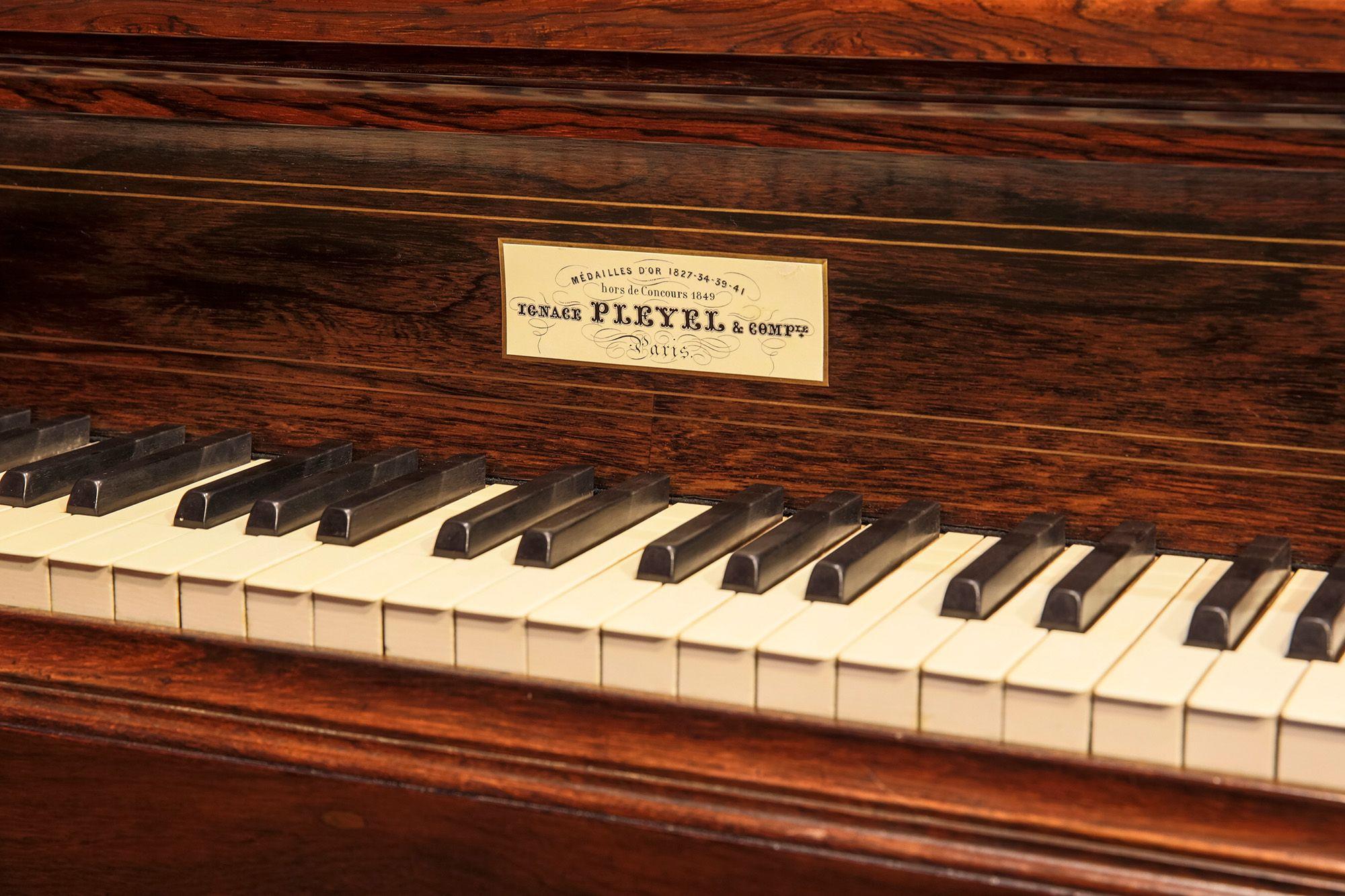 Pleyel – Forte Piano | Pleyel | Pinterest | Instrumente, Musikalisch ...
