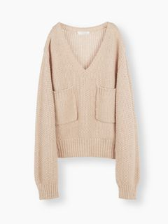 14063565f Discover Chloe Chunky Sweater and shop online on CHLOE Official Website.  17AMP1417A640