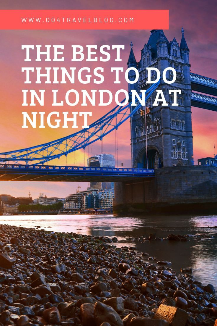 Looking for things to do in London? Tap this pin to discover the best things to do in London and the best places to visit in London at night! #travellondon #visitlondon #travel