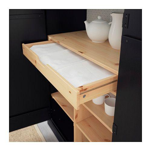 Arkelstorp Sideboard Black Home Kitchen Black