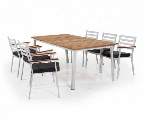 Olivet-ruokapöytä, 100 x 200 cm