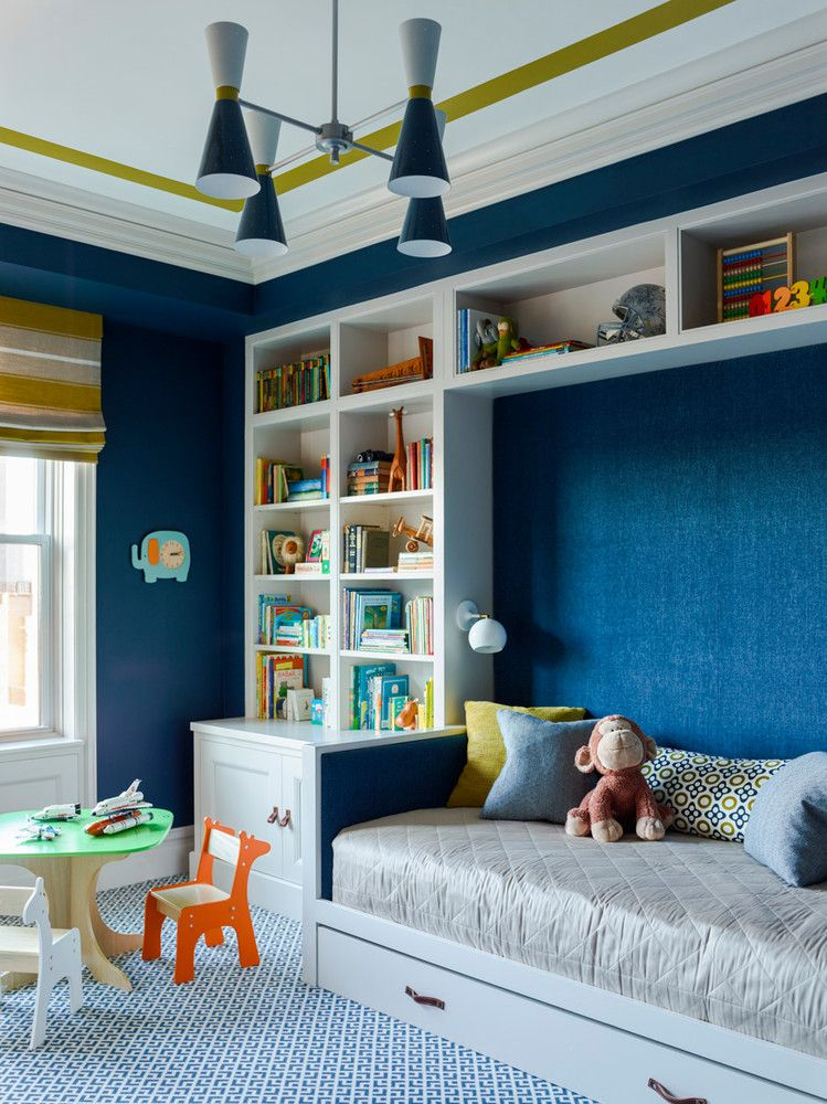 Upper West Side Home Renovation Adding Color To Rooms