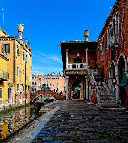 Oops Venetië Italia Italië