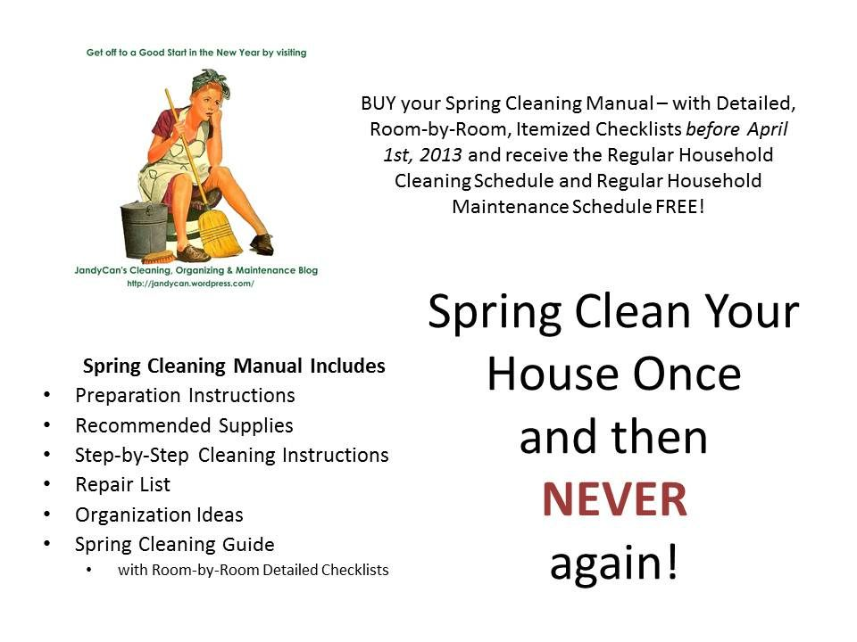 House Cleaning Flyer Can Do Cleaning Services Pressure Washing Katy
