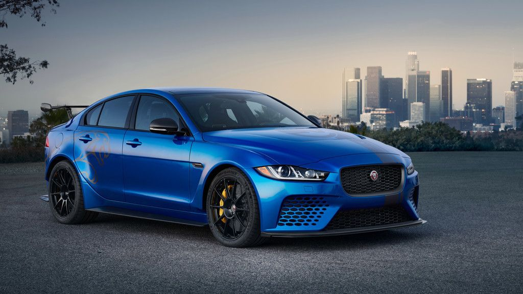 2018 Jaguar Xe Sv Project 8 Luxury Car 4k Wallpaper Cars