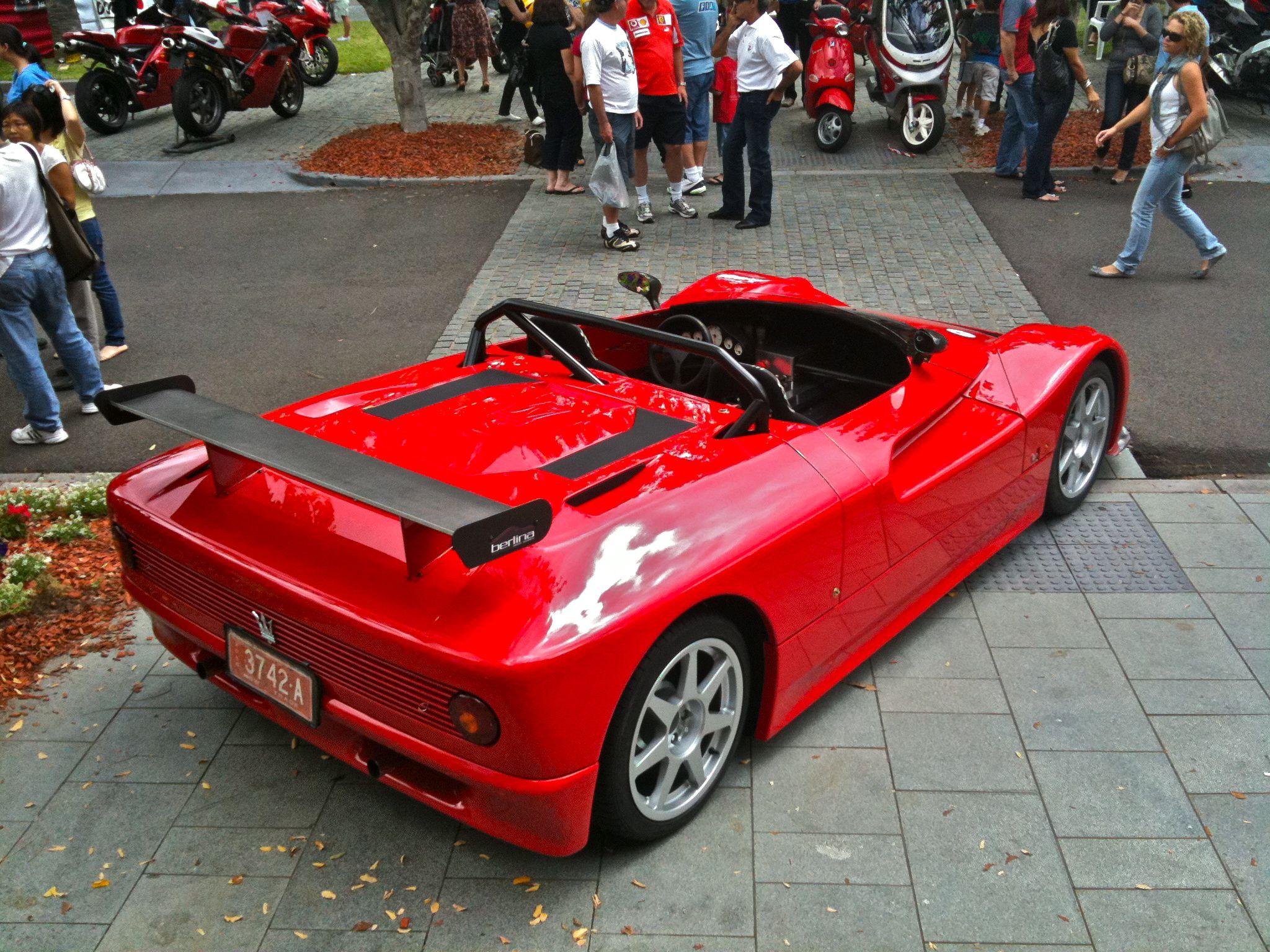 maserati_barchetta (1992) | Maserati, Sports car, Motorsport