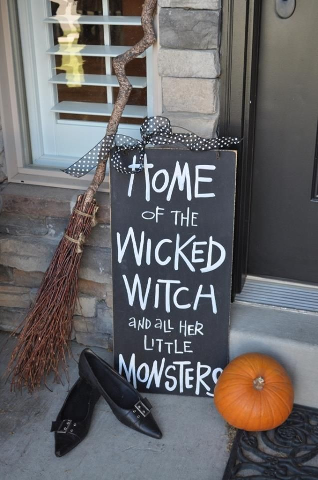 Front Porch  Outdoor Halloween Decorating Ideas Halloween Ideas