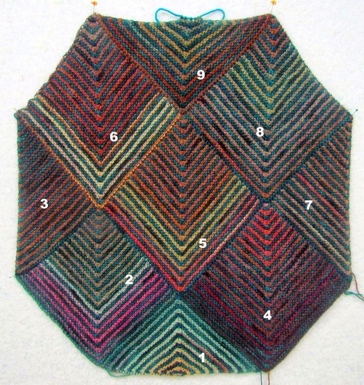 Photo of Mitered Diamond Jacket Pattern  – Ann Cramer – #Ann #Cramer #DIAMOND #Jacket #Mi…