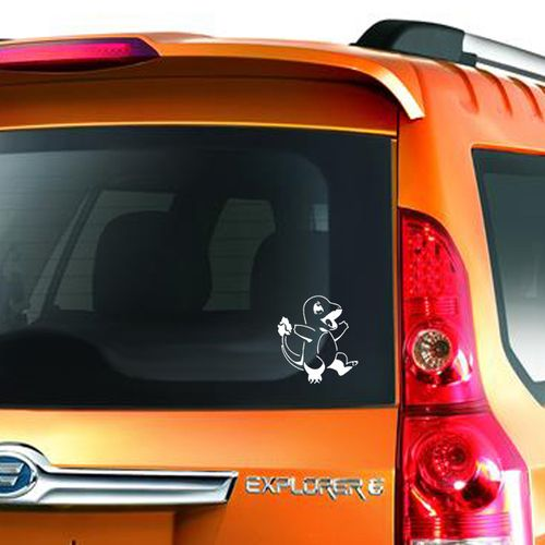 Charmander Pokemon Car Decal Stickers Cars Online And Of - Truck door decals   online purchasing