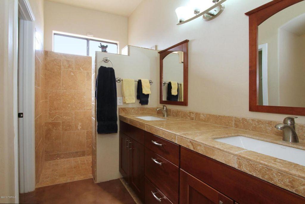 Traditional Bathroom With Augusta Decorative Undercounter - Bathroom cabinets tucson