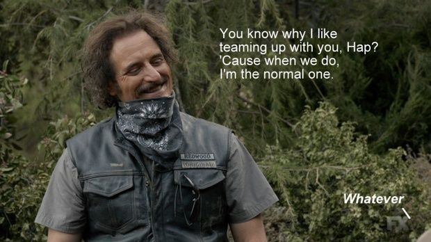 Tig Memes 9 Sons Of Anarchy My Obsession Pinterest Sons Of