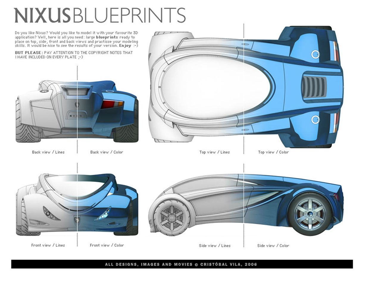 Sci fi or concept smcars car blueprints forum sci fi net car blueprints forum malvernweather Gallery
