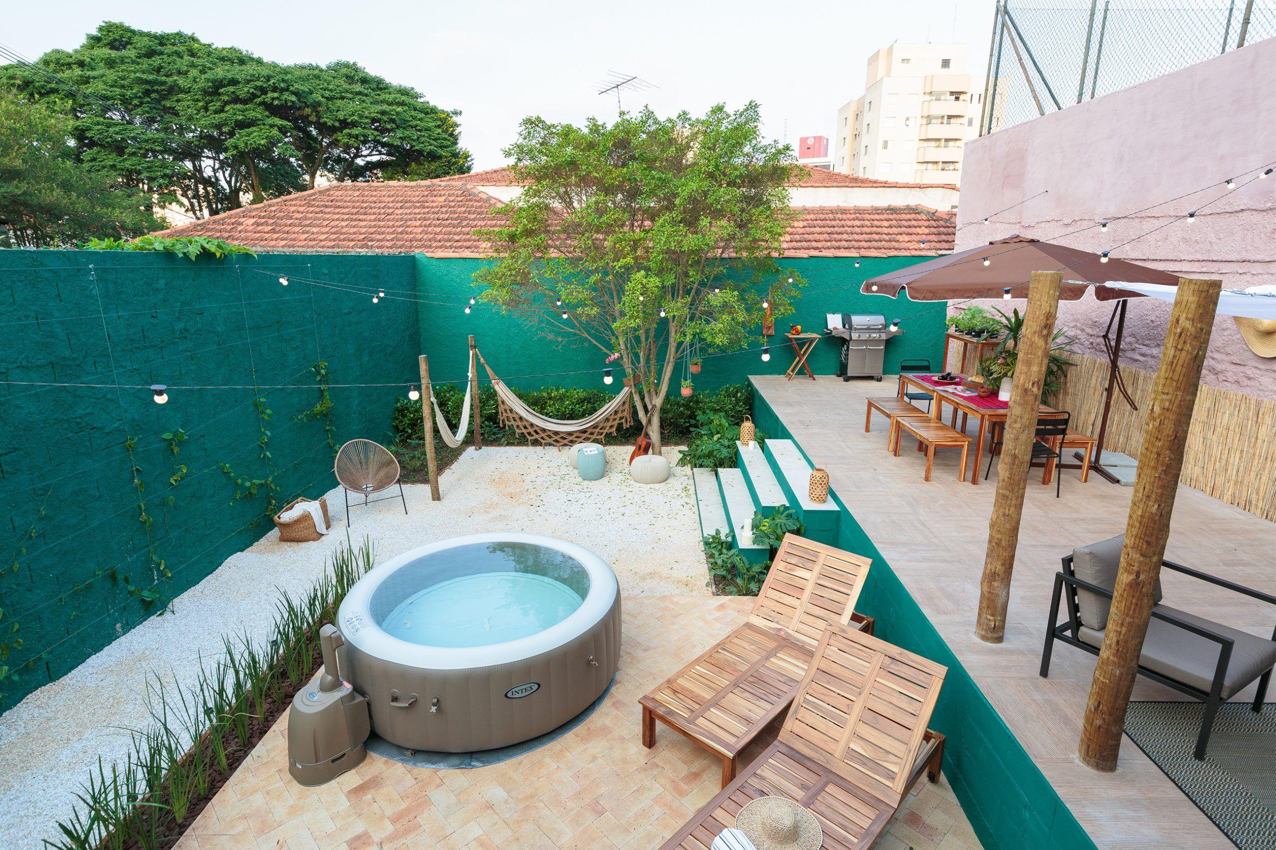 Antes E Depois Historias De Casa Jardim Projetos De Quintal