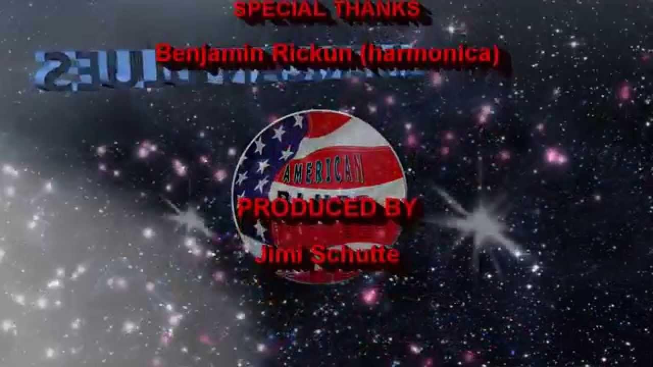 AMERICAN BLUES Box Car Inn Rockin' Johnny Burgin, Mike Morrison, Jimi Sc...