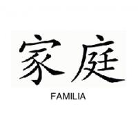 El significado de las letras chinas
