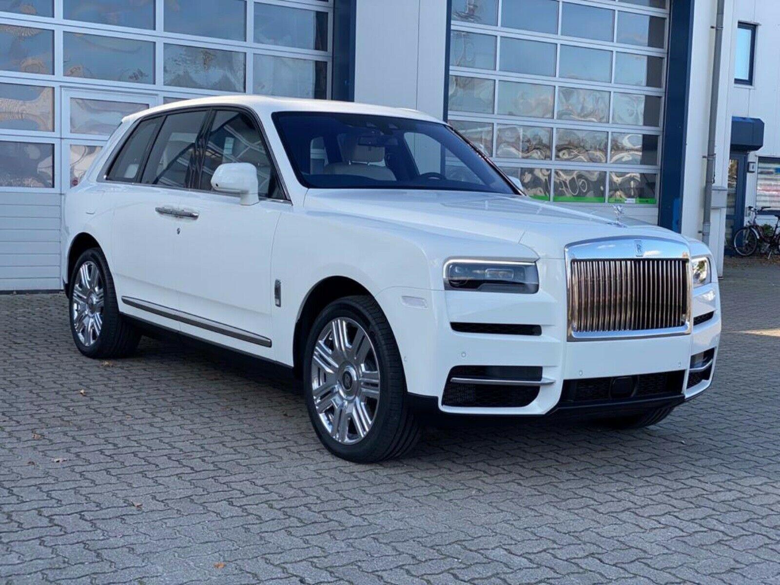 Photo of For sale : Rolls-Royce Cullinan – Luxury Cars Hamburg – Germany