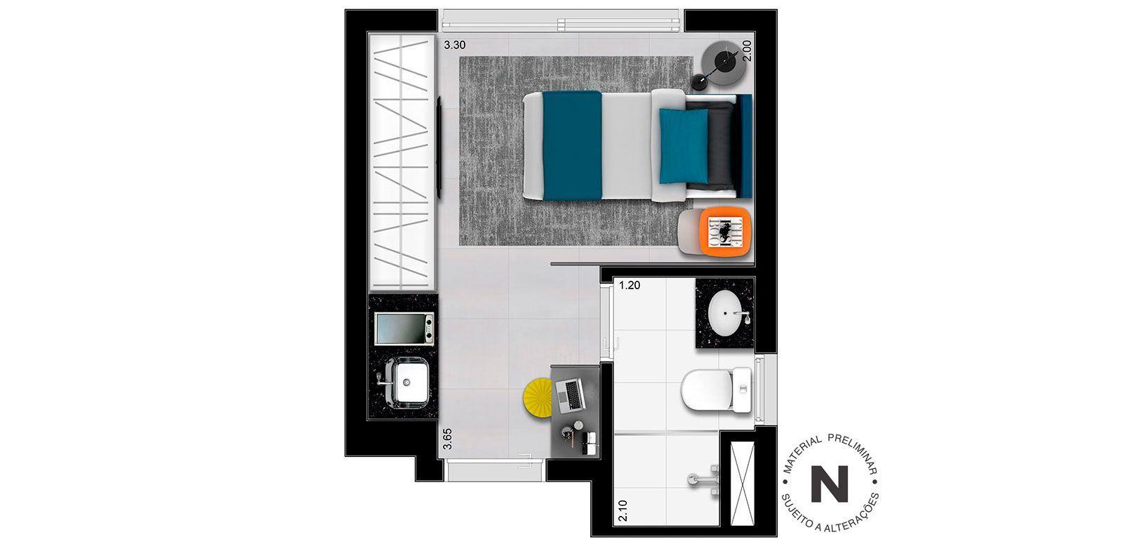 studio 14m mini casa pinterest. Black Bedroom Furniture Sets. Home Design Ideas