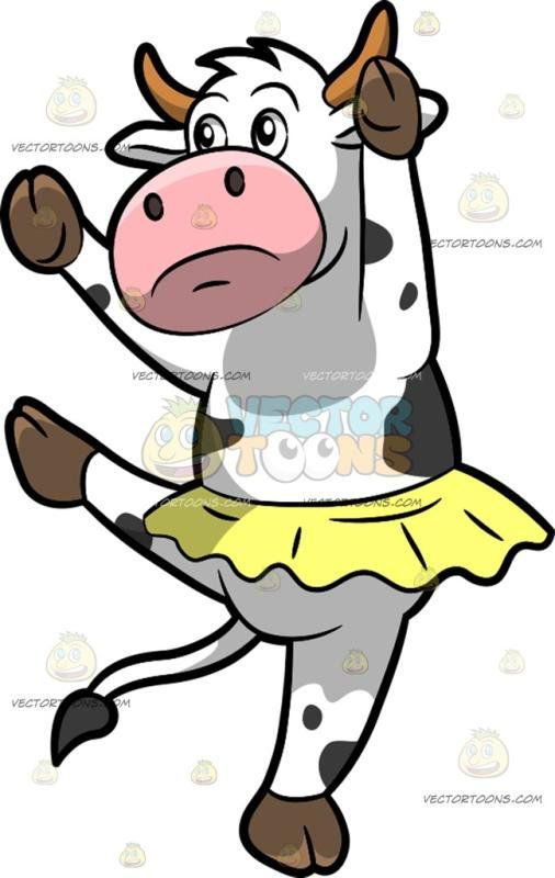 47+ Dancing cow black and white clipart ideas in 2021
