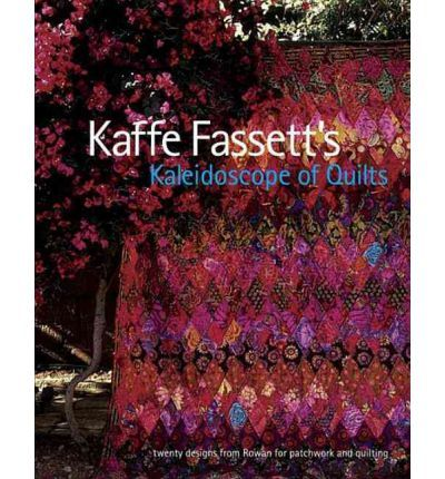 In Kaffe Fassett's Kaleidoscope of Quilts, Kaffe offers the reader a range of 20 individual designs that feature both the new fabrics in Rowan's patchwork range and some firm favorites. Photographed against the glittering backdrop of the Mediterranean island of Malta, these quilts echo the bright sunshine colors in a glorious array of new designs from both Kaffe and his team, Liza Prior-Lucy and P...