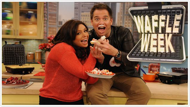 Rachael Ray Waffle Week Recipes for making in Waffle maker other