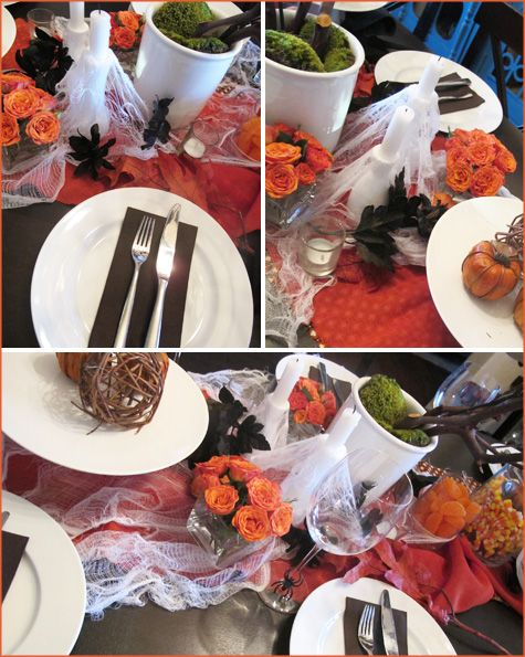 Decorating for fall & halloween