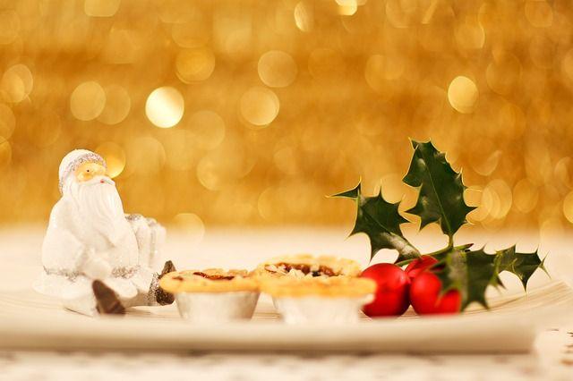 #pixabay #freephotos #Christmas #Food #Dessert Pies