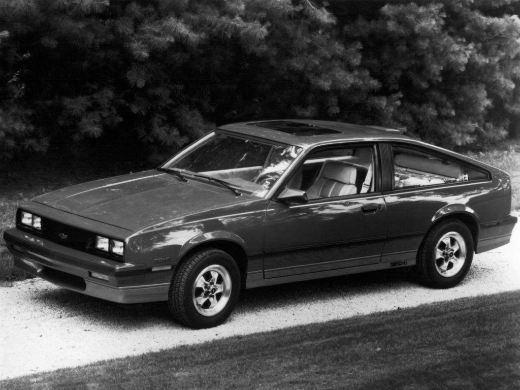 1982 87 Chevrolet Cavalier Chevrolet Cavalier Chevrolet