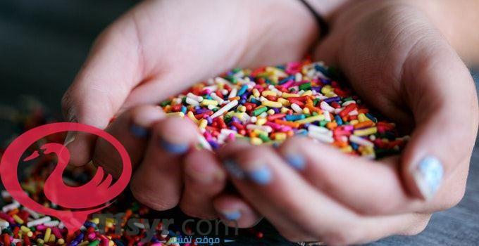 تفسير حلم السكر في المنام للامام الصادق 1 Sprinkles Candy Food