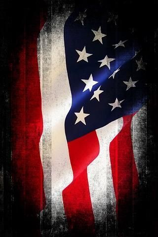 Happy 4th July Live Wallpaperbr One Of A Kind American Flag Wallpaper With MAGIC FLOAT Effect Celebrate The And Wave