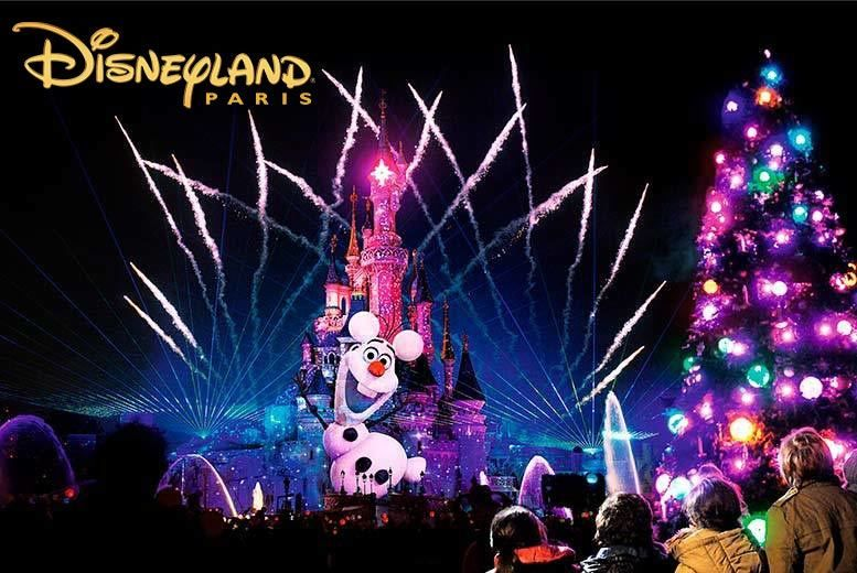 save on disneyland christmas coach trip 11 pick up points discount offer