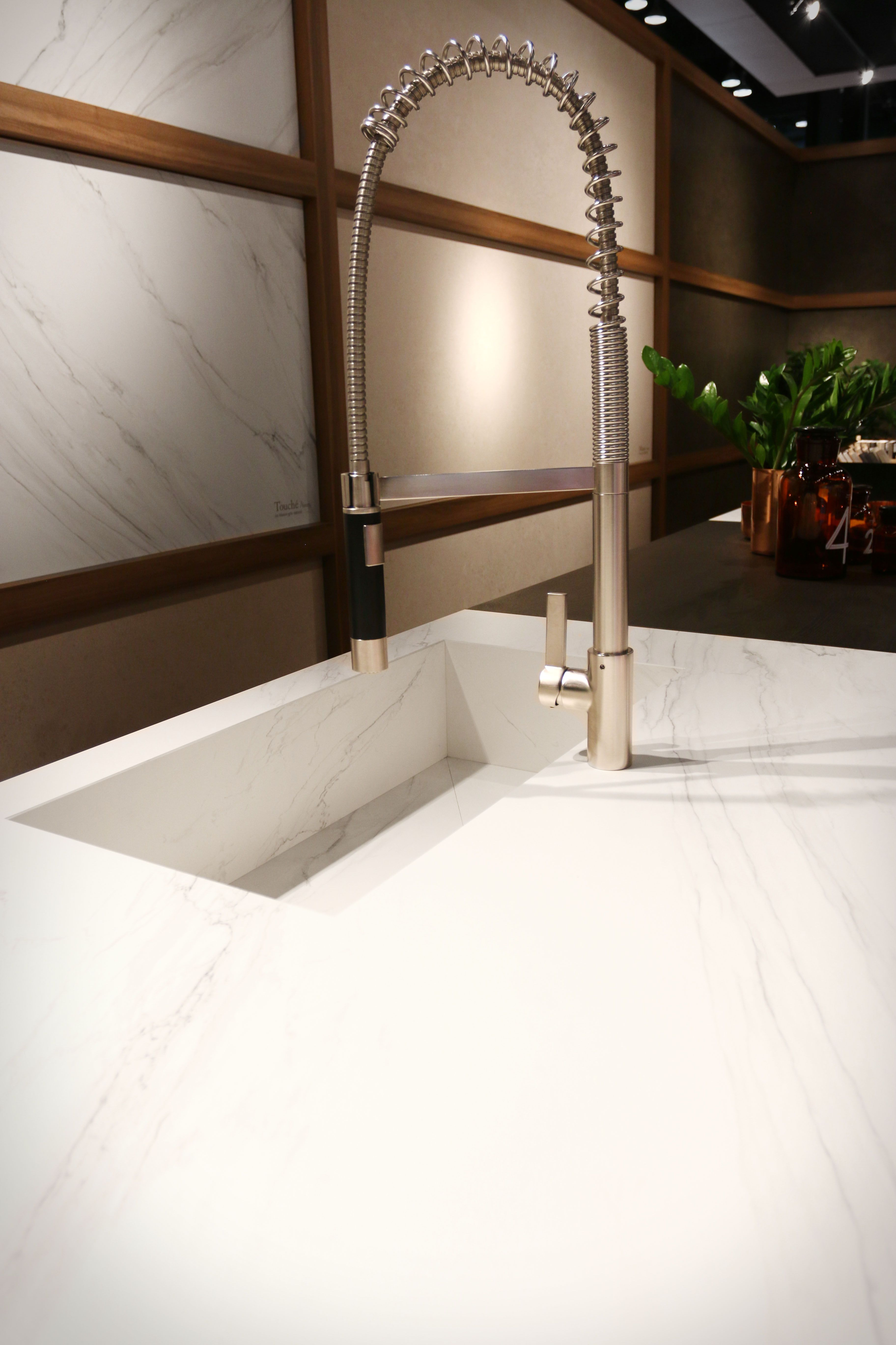 of charming a on new to best clean ideas kitchen images countertops how countertop luxury sink porcelain slab pinterest