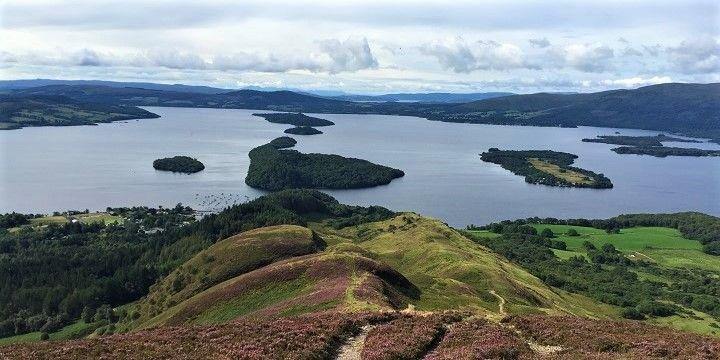 West Highland Way, Scotland, Europe