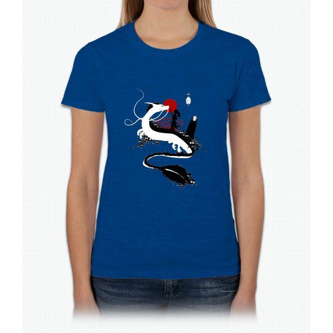 Magical Meeting Womens T-Shirt