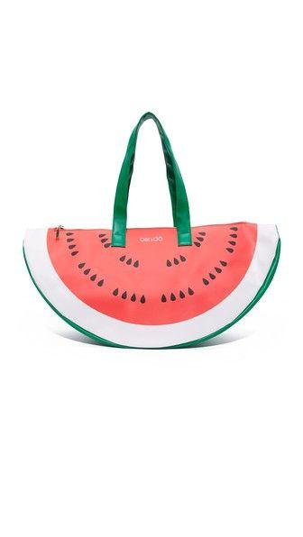 ban.do Watermelon Super Chill Cooler Bag | SHOPBOP