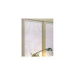 New 1 White Vinyl Mini Blind 21 Wide X 64 Long Mini Blinds By Achim Http Www Amazon Com Dp B004w7y Vinyl Mini Blinds Mini Blinds Wooden Window Shutters
