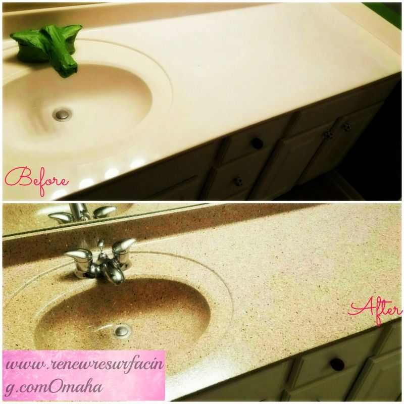 One Day No Mess No Stress Call Us Today Your E One Step Away From Making Your Dreams Come True 402 With Images Kitchen Vanity Resurface Countertops Refinish Countertops
