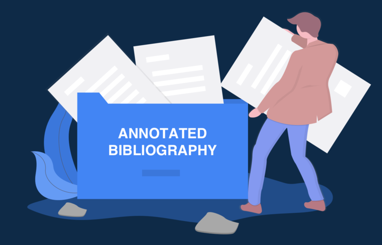 HOW TO WRITE AN ANNOTATED BIBLIOGRAPHY STEP-BY-STEP. Register now and get  assistance with essay writing o… | Annotated bibliography, Writing  services, Essay writing