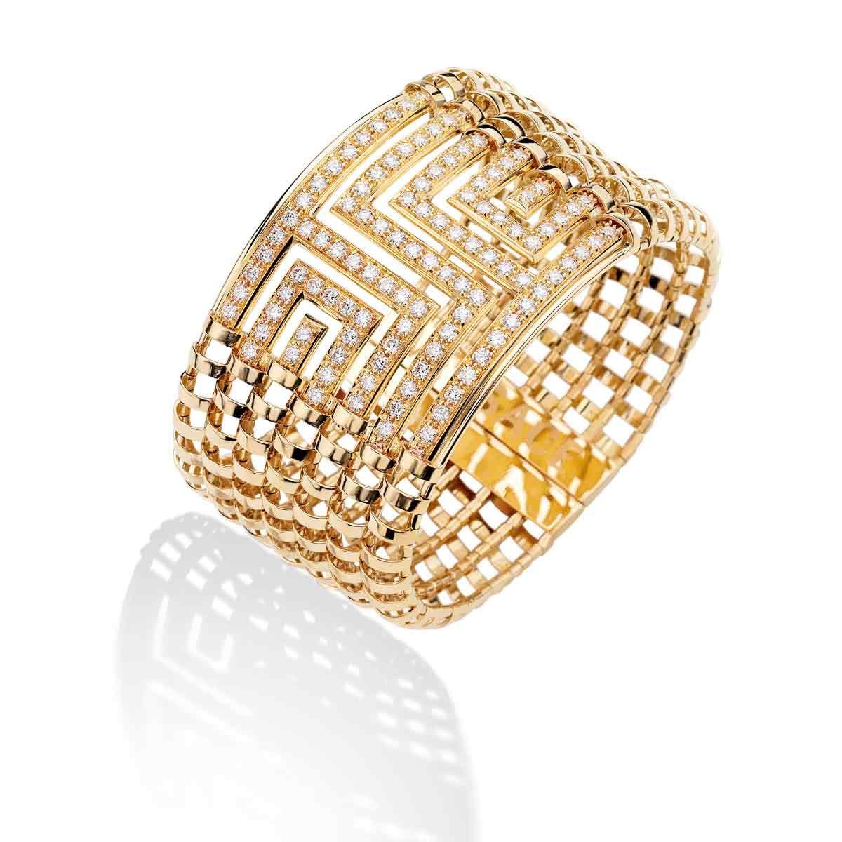 Cij international jewellery trends u colours bracelet by versace