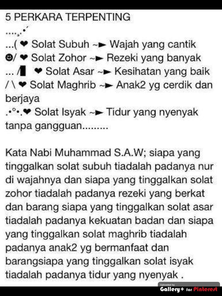 Pin Oleh Lin Azima Di Doa Islam Agama Dan Motivasi