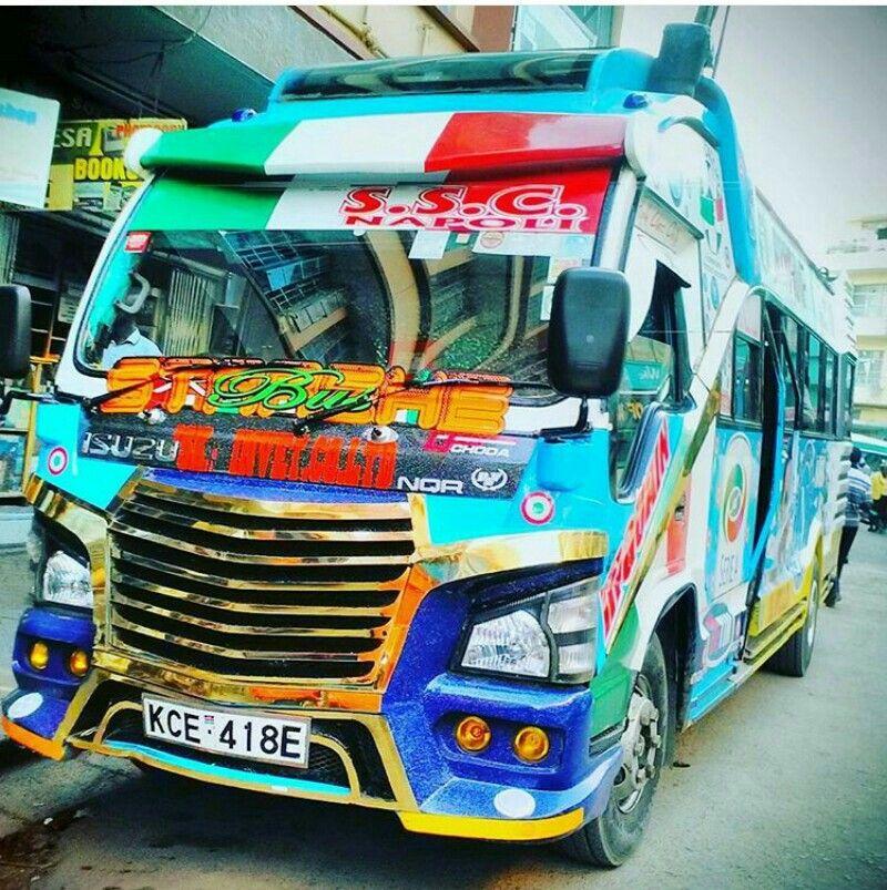 Pin by Anniey Dedan on Matatu industry revolution Public