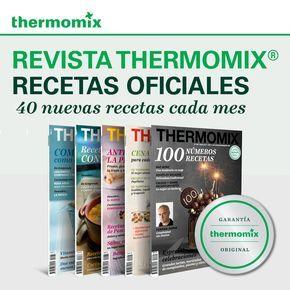Revista Oficial Thermomix Thermomix En 2019 Libros De