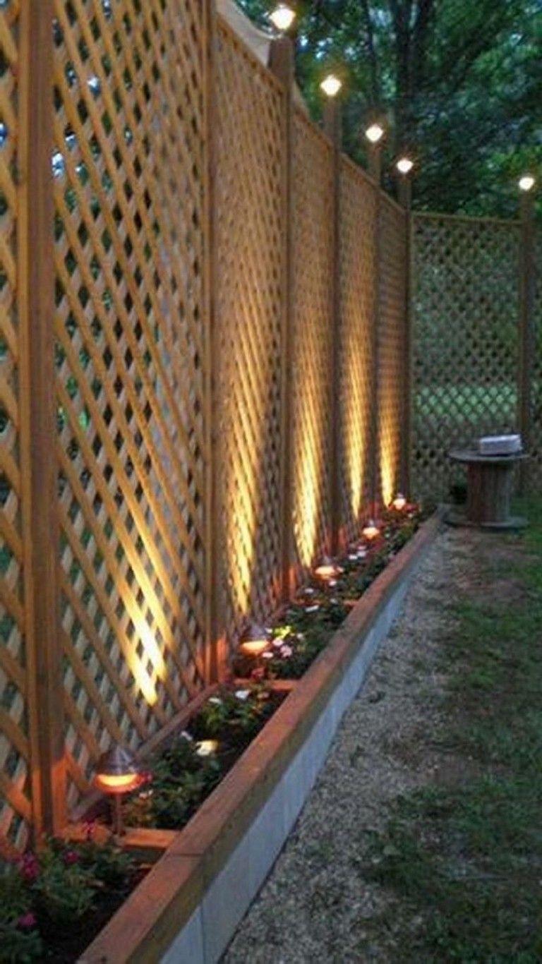 46 Unique Decorative Garden Fence Ideas For Your Yard Gardendecor