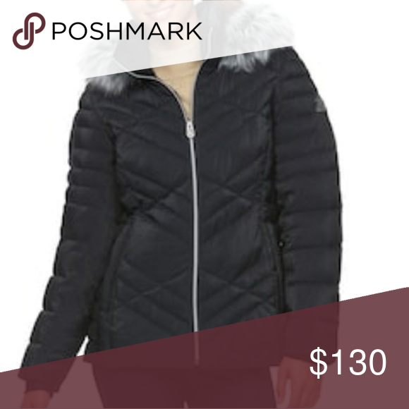 eb2f4875ab0 Zeroxposur Colleen Hooded Puffer Jacket Women s ZeroXposur Colleen Hooded  Puffer Jacket Featuring a faux-fur