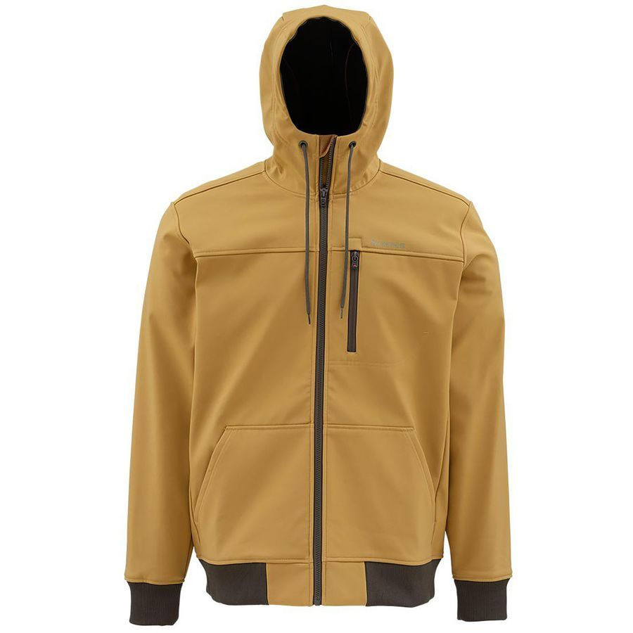 Simms Rogue Hooded Fleece Jacket - Men's | Rogues and Fly fishing